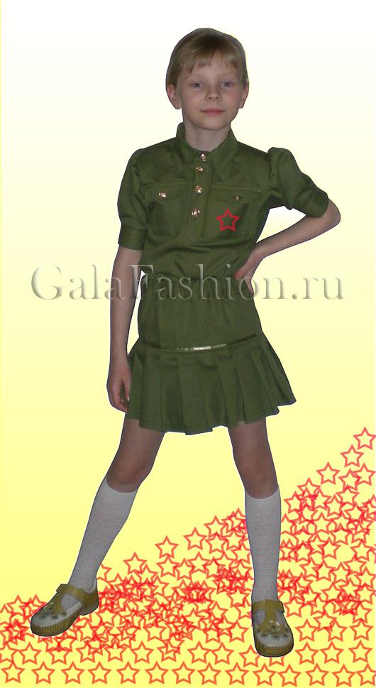 Военный камуфляж для девушек