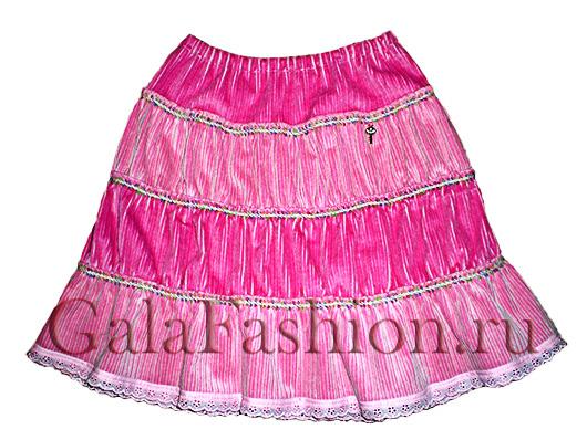 Детские жилетки из меха / Модные