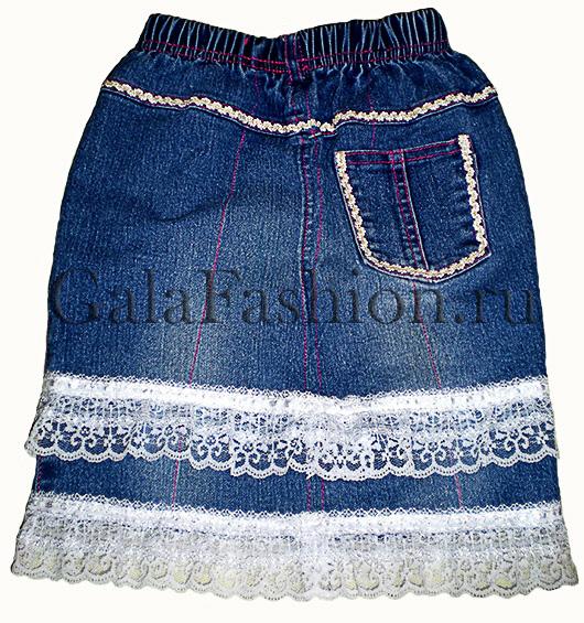 как перешить брюки в юбку.