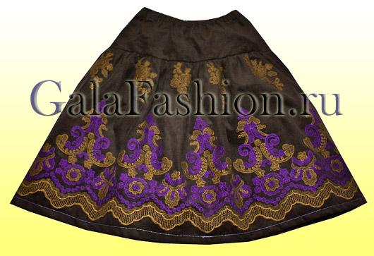 Какую сшить юбку из купонной ткани 16