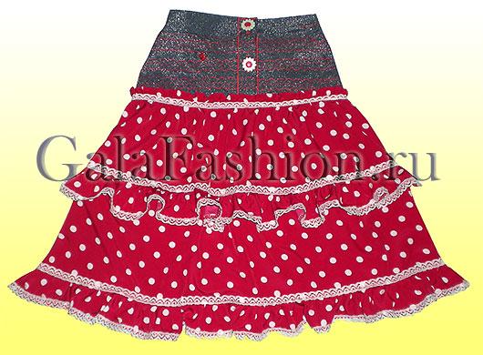 Как сшить цыганскую юбку на девочку 7
